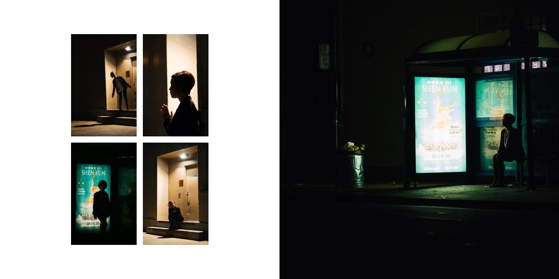 The Last of My Twenties- Person Birthday Portrait Project