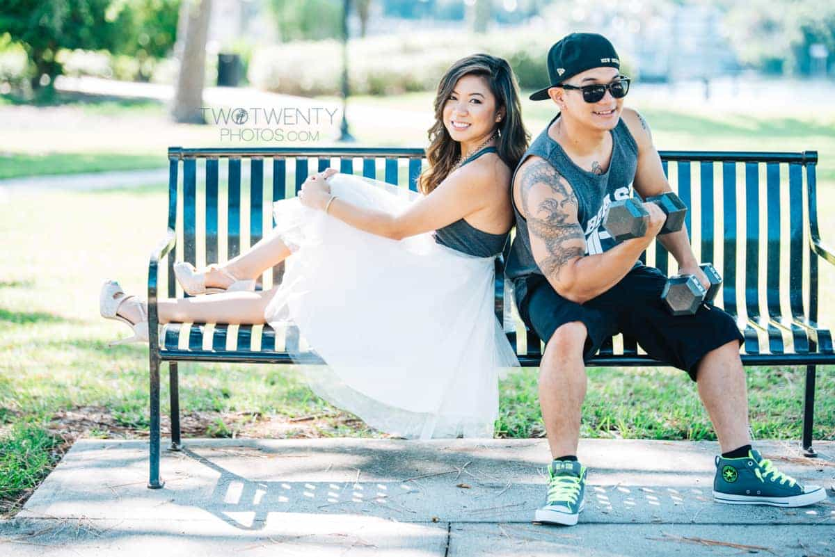 beauty and the best engagement photos-11