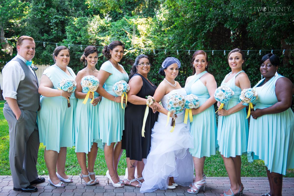 Hillard Mansion Wedding Jacksonville FL-10