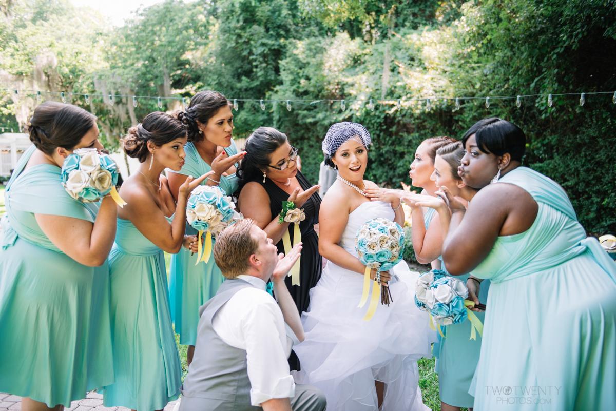Hillard Mansion Wedding Jacksonville FL-11