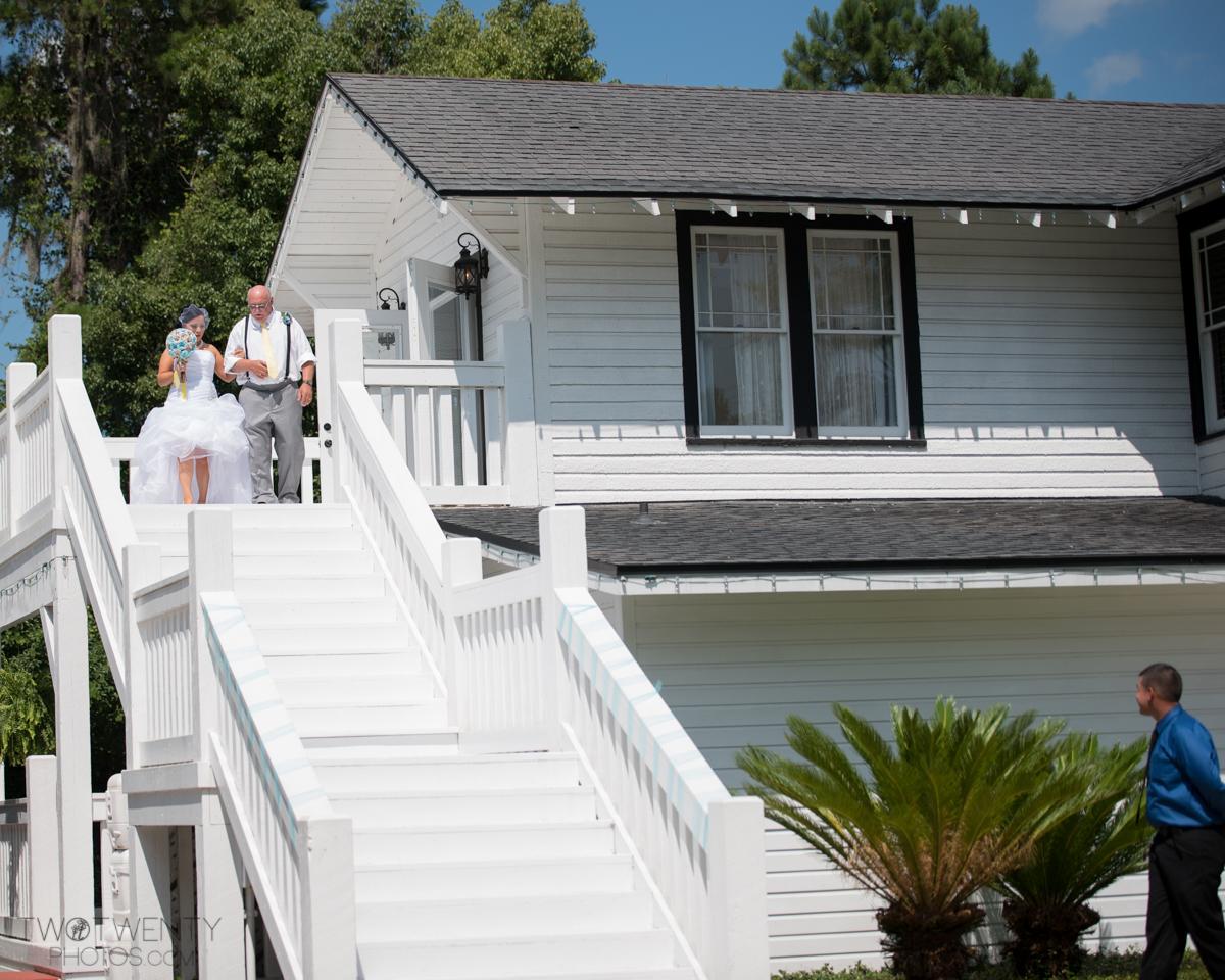 Hillard Mansion Wedding Jacksonville FL-5