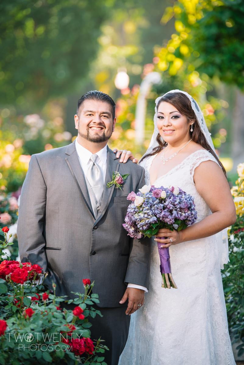 sacramento wedding sterling hotel rose garden-30