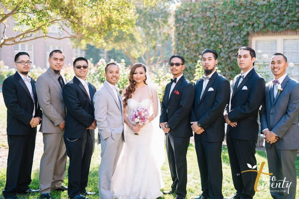 Morris Chapel University of Pacific wedding engagement sacramento stockton california photographer-20