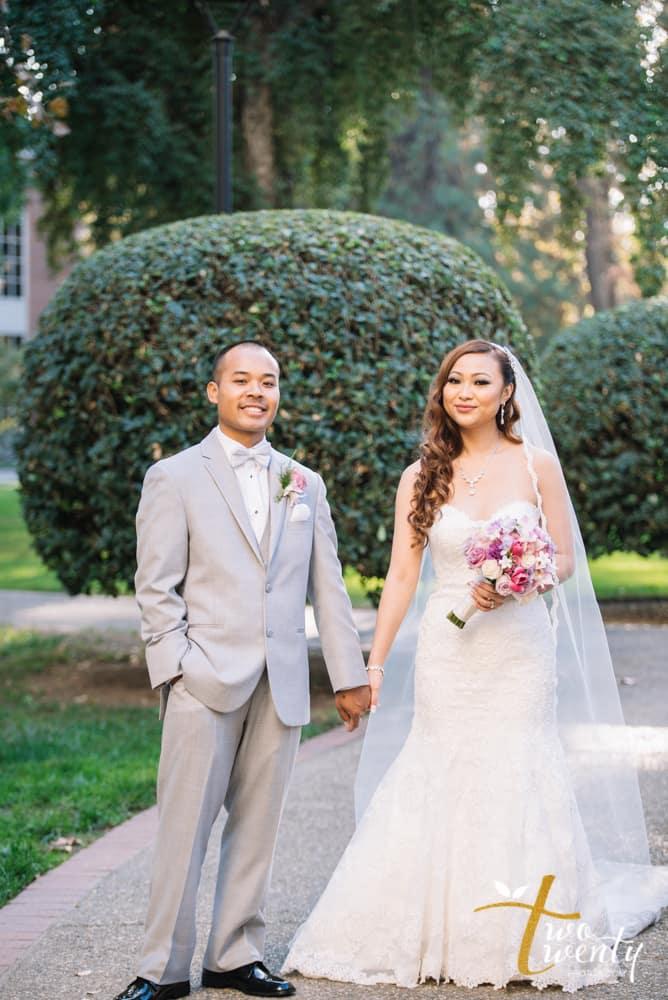 Morris Chapel University of Pacific wedding engagement sacramento stockton california photographer-29