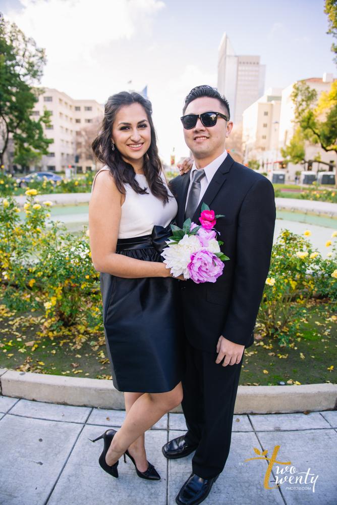 citizen hotel happy garden kate spade downtown sacramento wedding engagement photographer-4