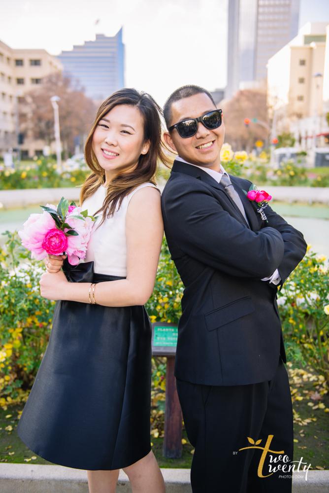 citizen hotel happy garden kate spade downtown sacramento wedding engagement photographer-7