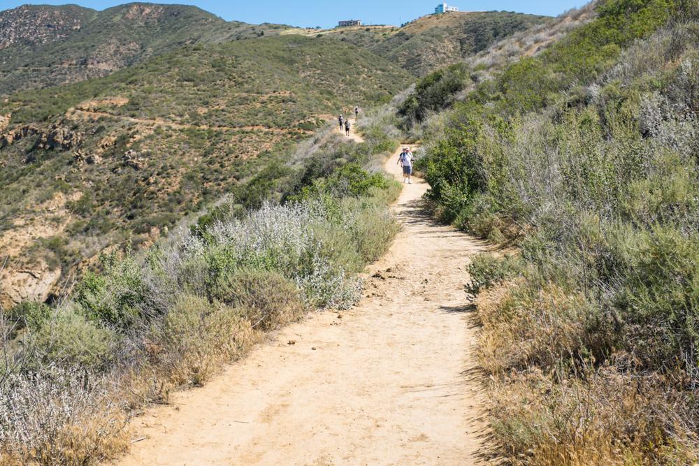solstice canyon hiking los angeles malibu california-12