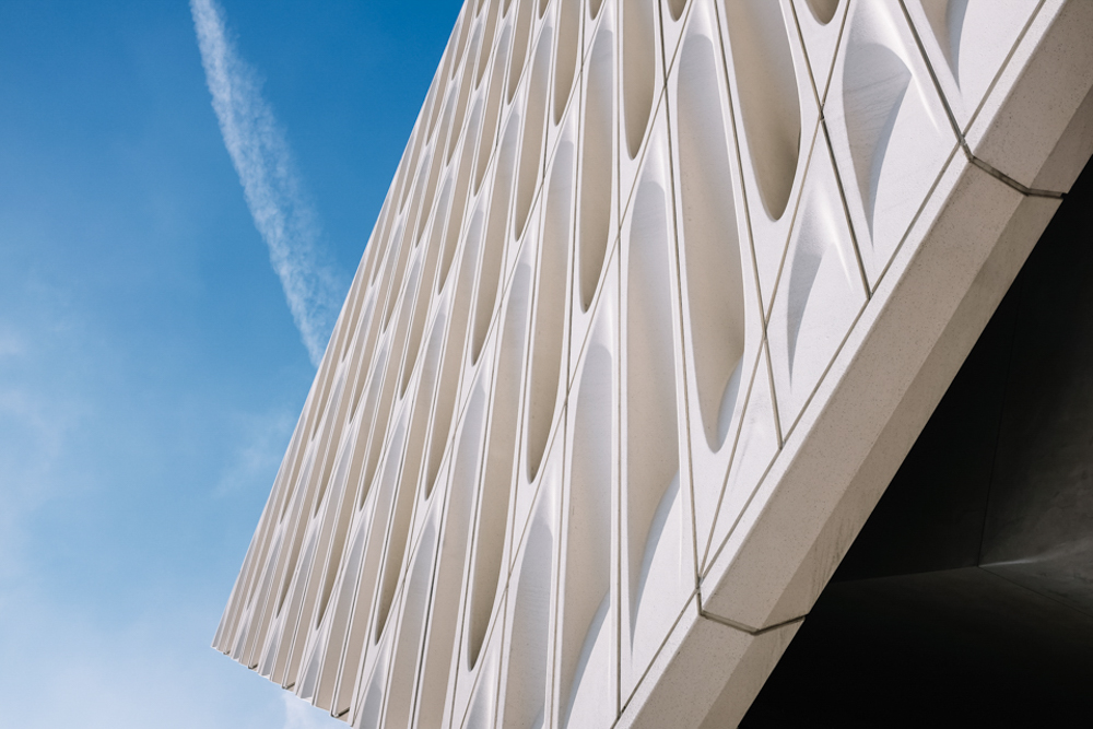the broad museum downtown los angeles california-4