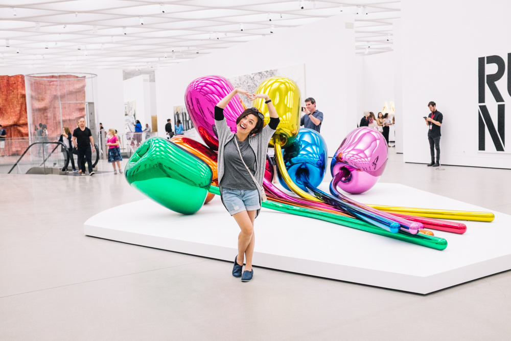 the broad museum los angeles california vacation-27