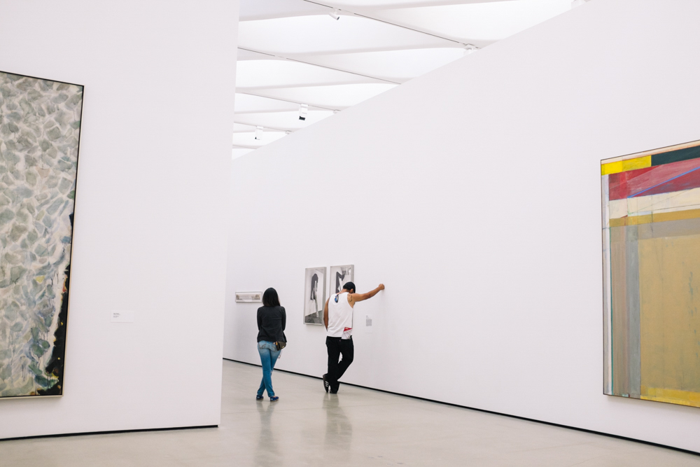 the broad museum los angeles california vacation-35