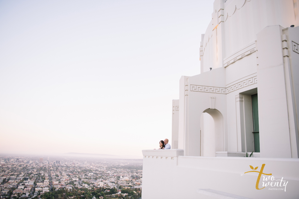 Griffith Observatory Engagement Wedding Photos Sacramento Los Angeles Photographer-12