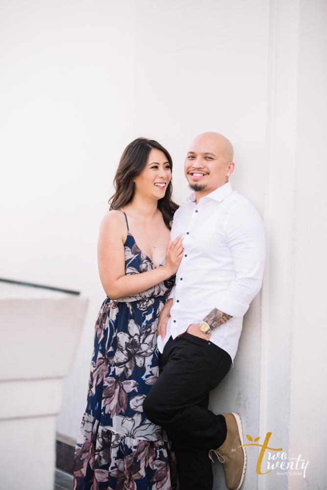 Griffith Observatory Engagement Wedding Photos Sacramento Los Angeles Photographer-18