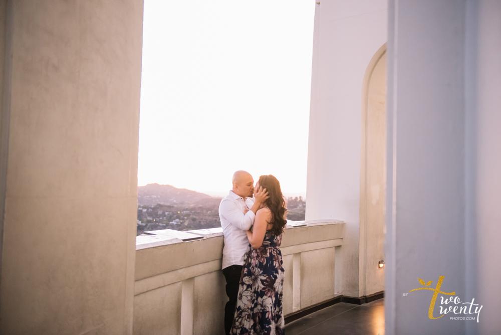 Griffith Observatory Engagement Wedding Photos Sacramento Los Angeles Photographer-34