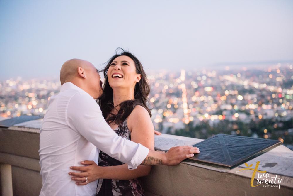Griffith Observatory Engagement Wedding Photos Sacramento Los Angeles Photographer-41
