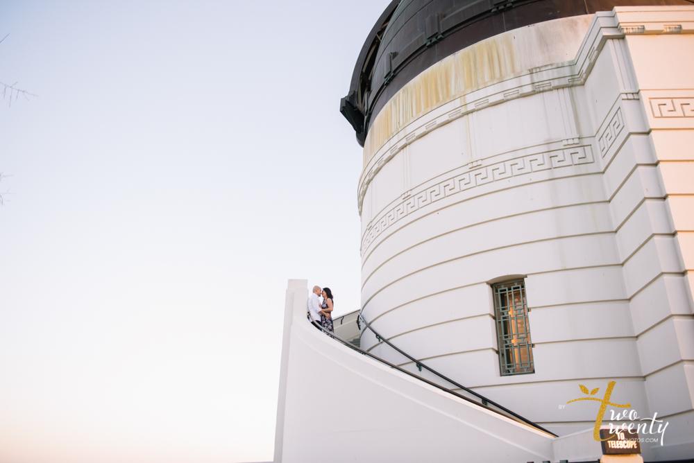 Griffith Observatory Engagement Wedding Photos Sacramento Los Angeles Photographer-8