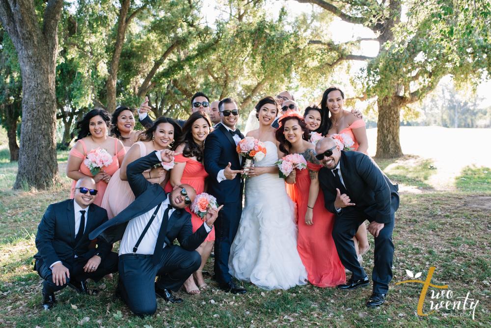 Haggin Oaks Sacramento Wedding Photographer-26
