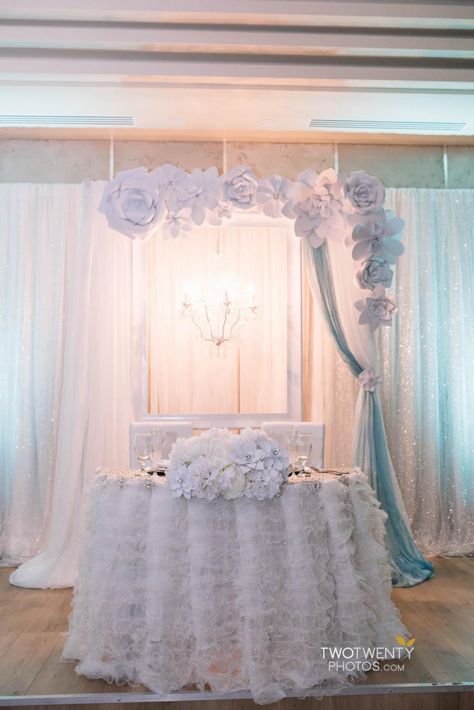 tiffany blue luxury wedding anniversary celebration-2