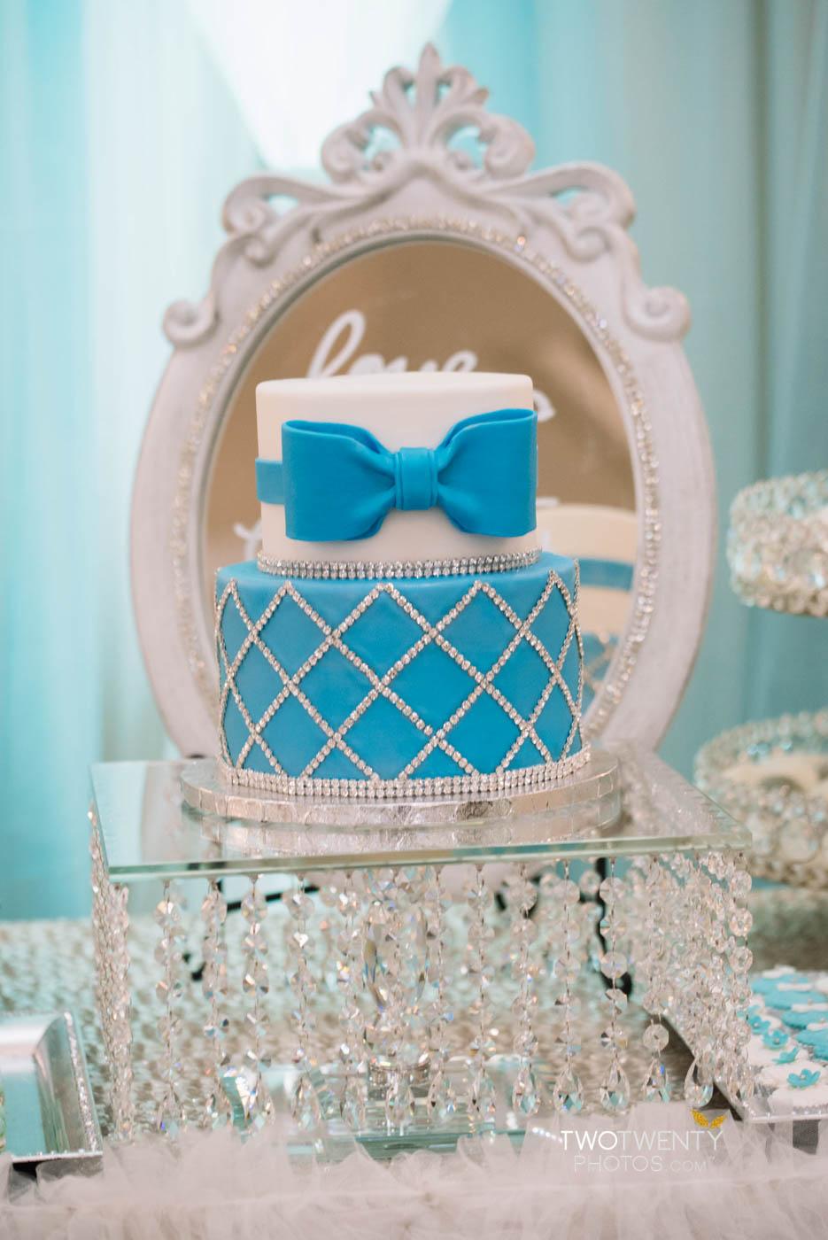 tiffany blue luxury wedding anniversary celebration-28