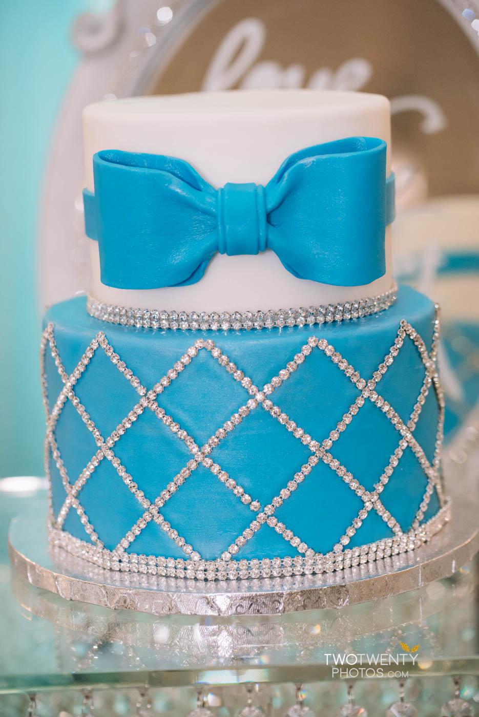 tiffany blue luxury wedding anniversary celebration-29