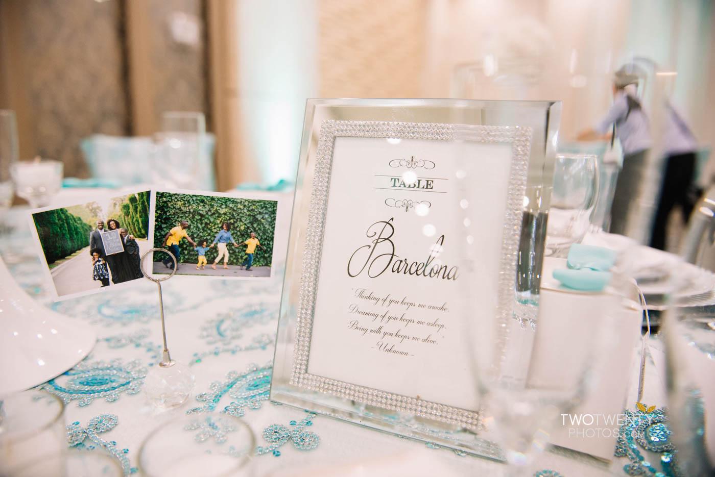 tiffany blue luxury wedding anniversary celebration-3