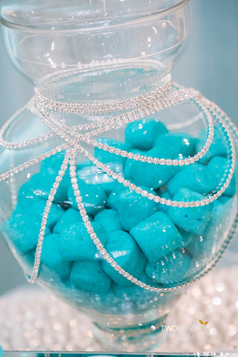 tiffany blue luxury wedding anniversary celebration-33