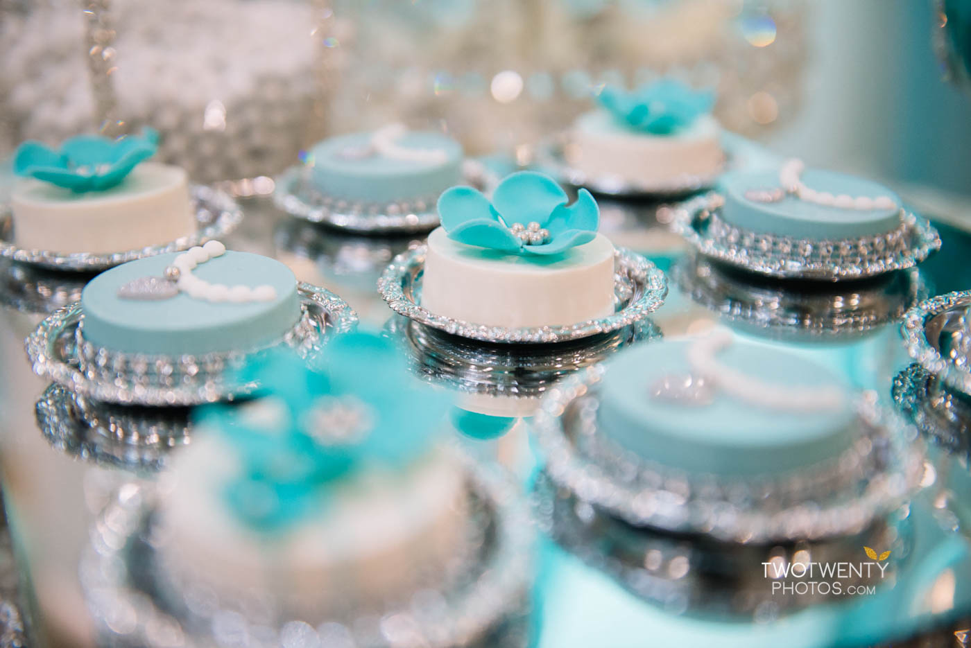 tiffany blue luxury wedding anniversary celebration-40