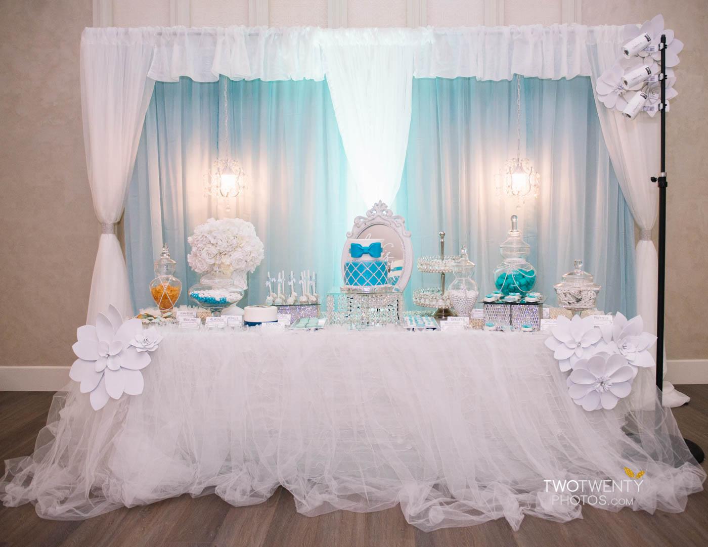 tiffany blue luxury wedding anniversary celebration-51
