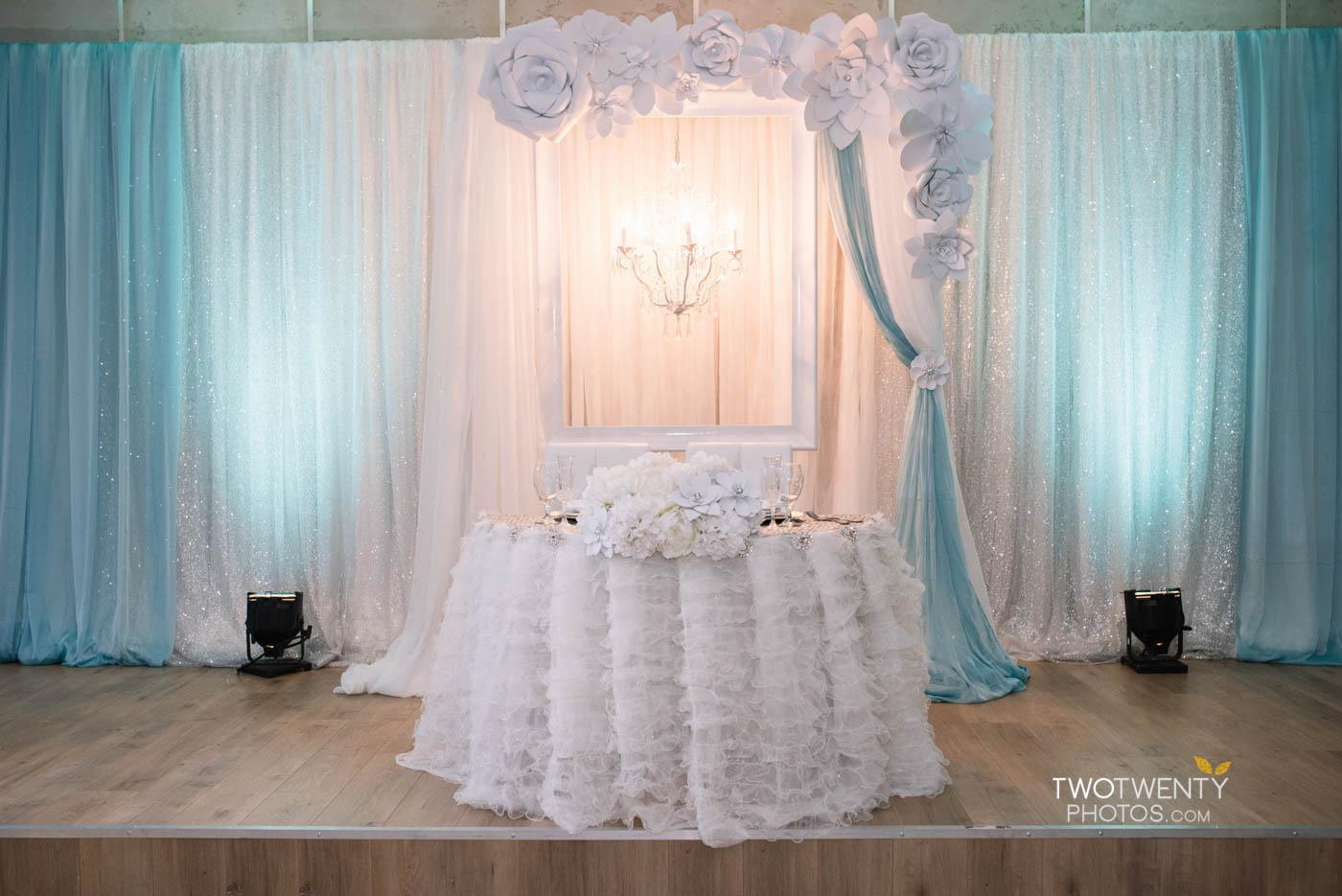 tiffany blue luxury wedding anniversary celebration-52