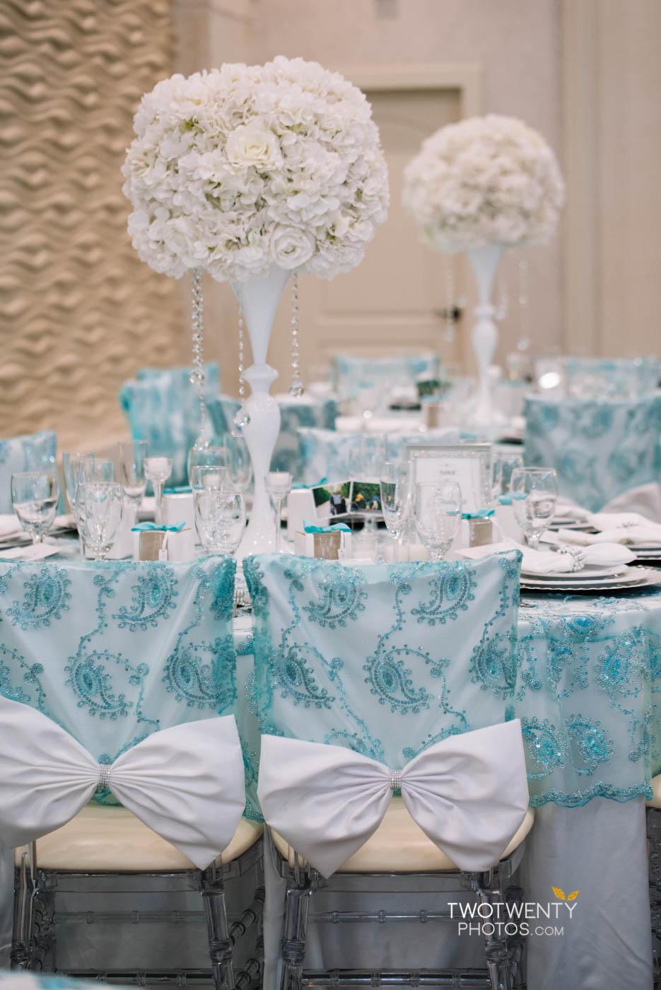tiffany blue luxury wedding anniversary celebration-9