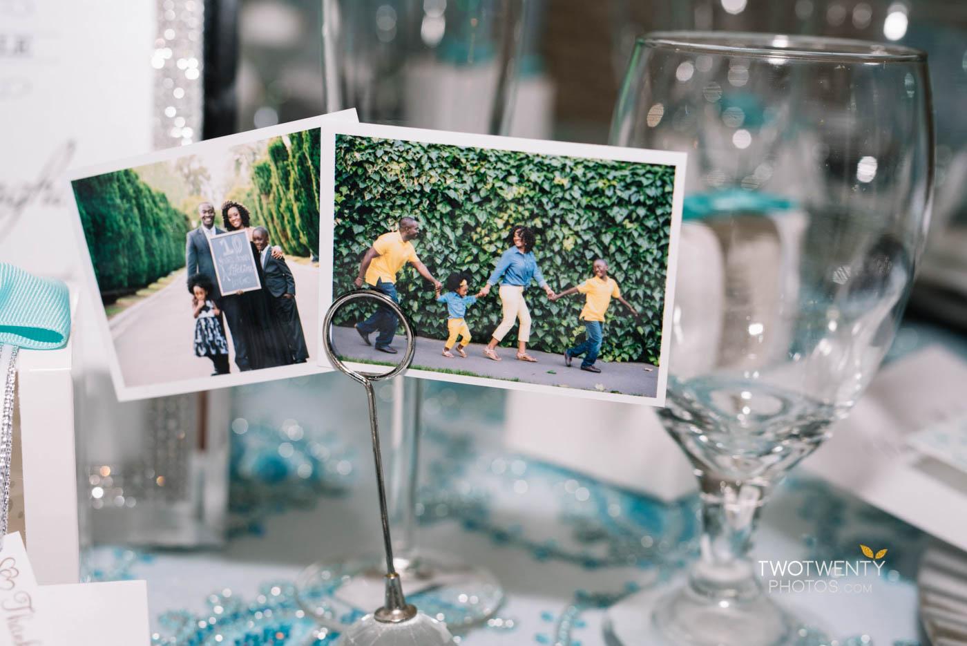 tiffany blue luxury wedding anniversary celebration