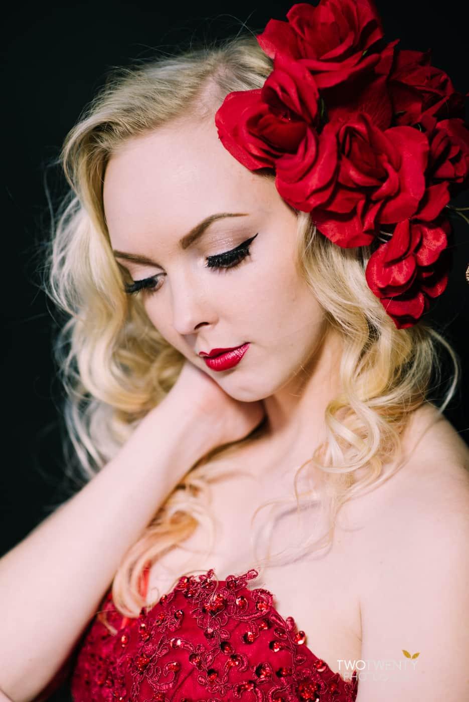 sacramento women beauty glamour portrait photographer-2
