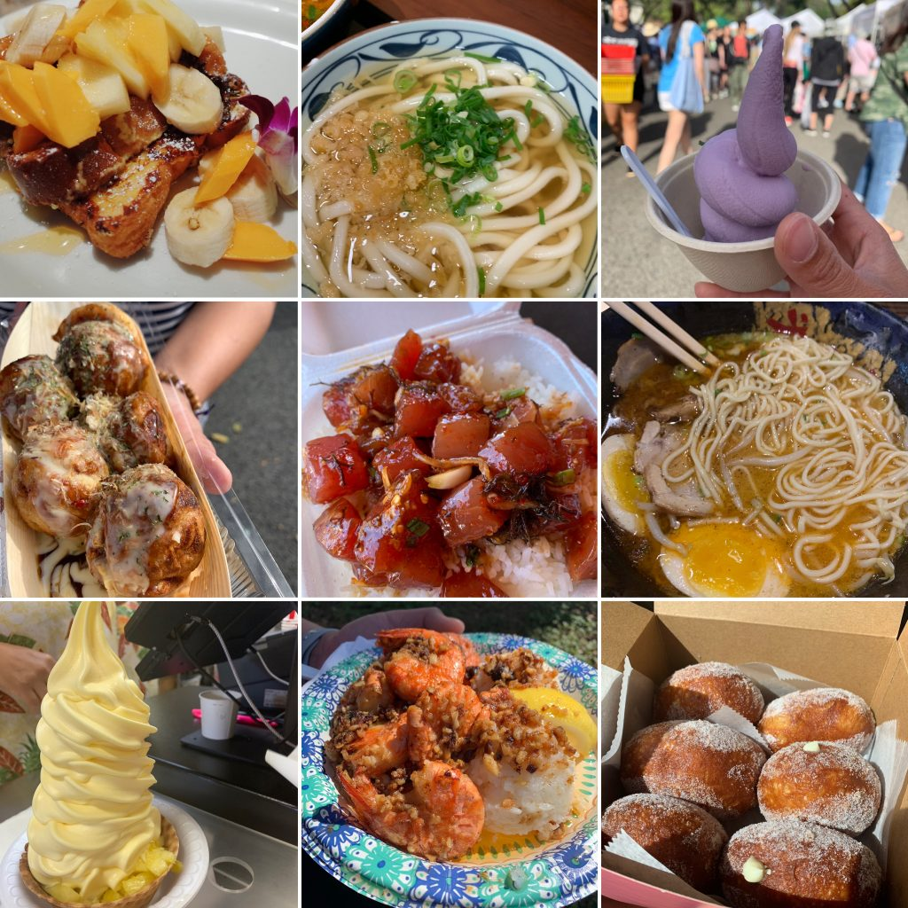 10 places to eat in Oahu Hawaii